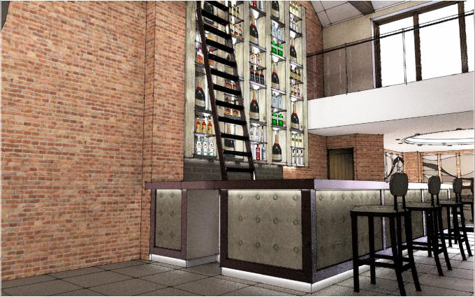 Restaurant designers five rivers walsall west midlands