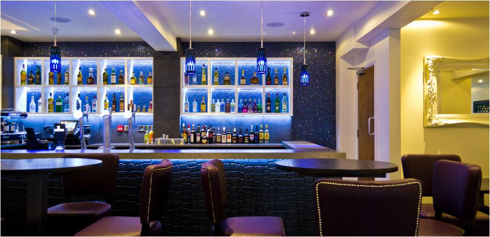 Cafe Gnosh Bar Design UK Designers Midlands UK
