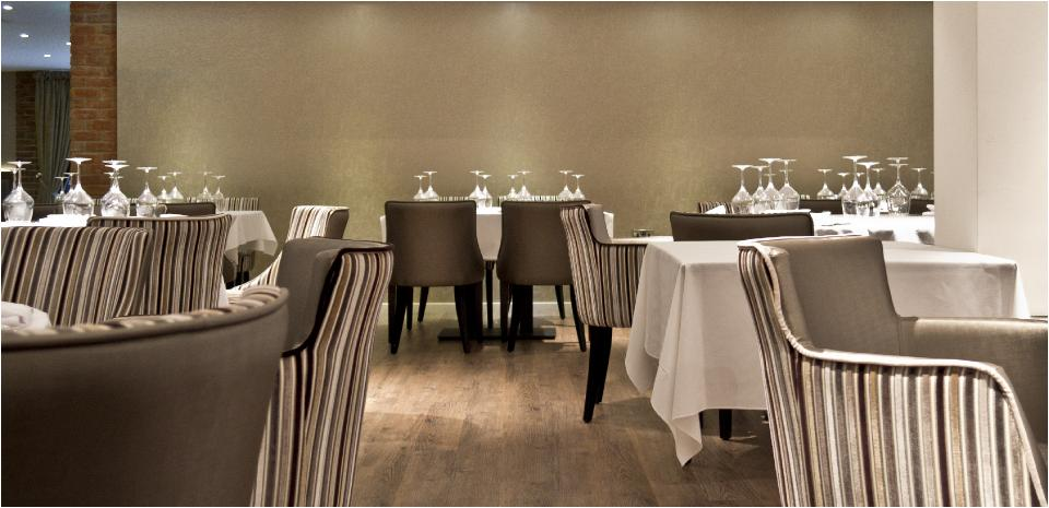 Restaurant interior designers design