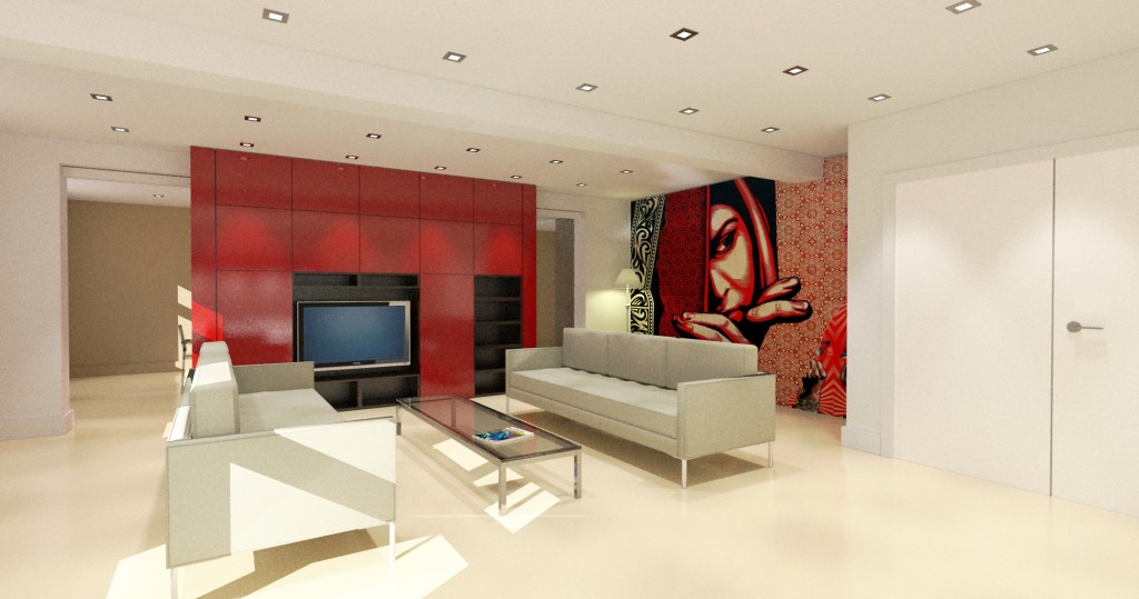 Luxury Apartment Interior Design