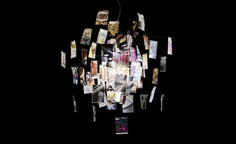 BangBoom! Zettel'z' by Ingo Maurer, 2010
