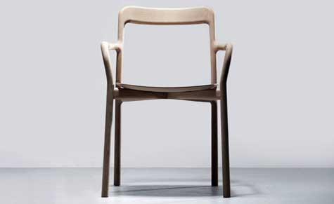 branca modern interior design chair
