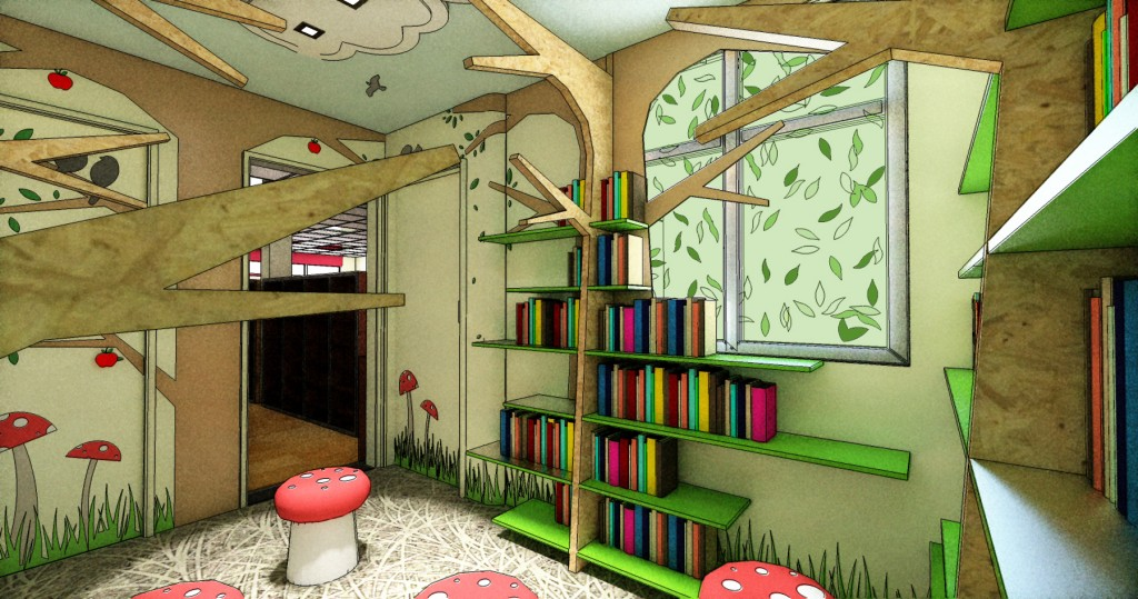 Interior design and architecture news and views - Children s room interior images ...